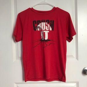Boys basketball athletic t Shirt